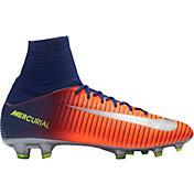 Nike Kids' Mercurial Superfly V FG Soccer Cleats