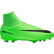 Nike Kids' Mercurial Victory VI Dynamic Fit FG Soccer Cleats