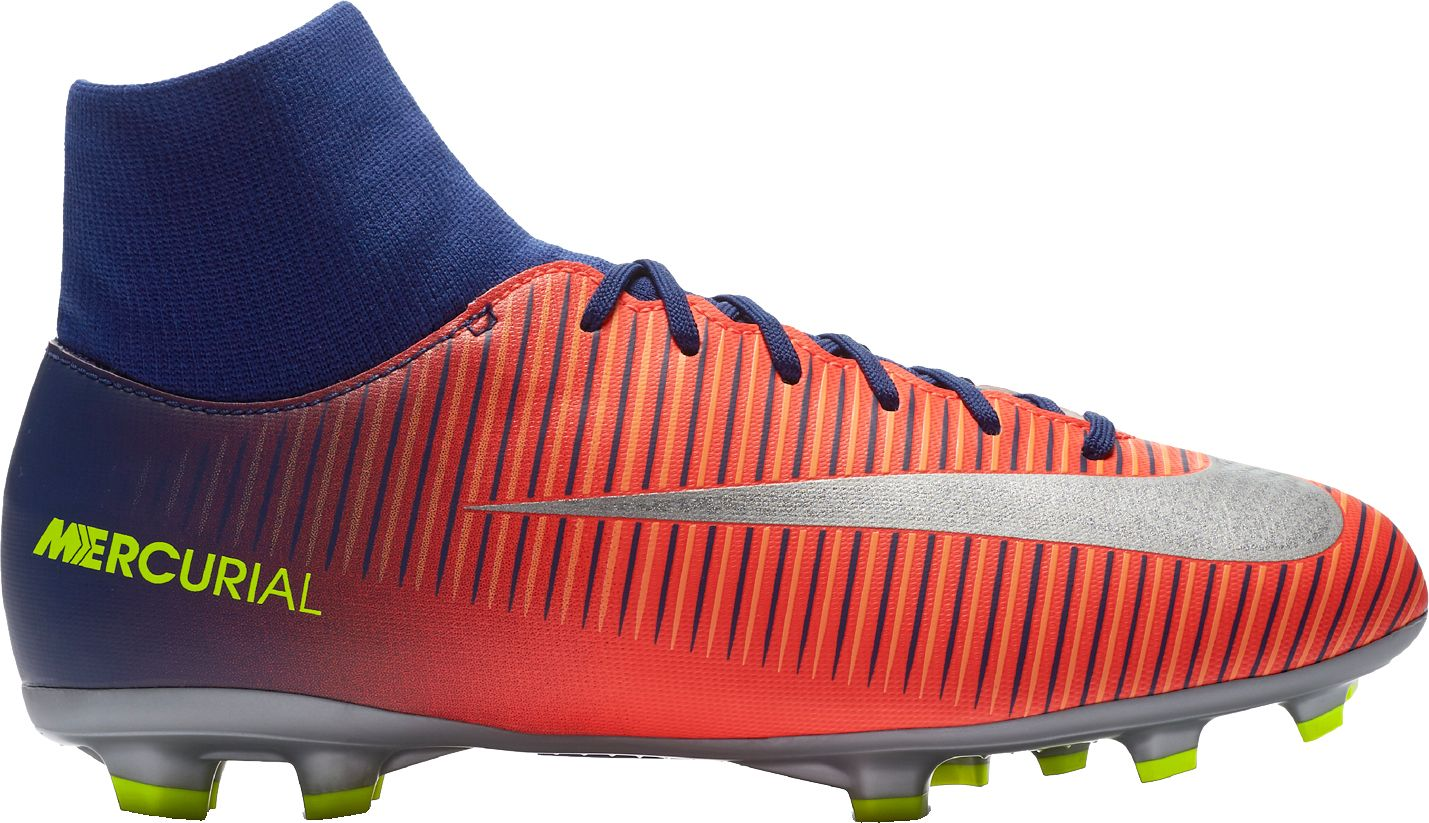 on sale 43a84 53e90 Nike Kids Mercurial Victory VI Dynamic Fit FG Soccer Cleats DICKS Sporting  Goods durable modeling