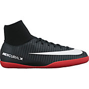 Nike Kids' MercurialX Victory VI Dynamic Fit Indoor Soccer Shoes