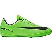 Nike Kids' Mercurial Vapor XI Indoor Soccer Shoes