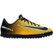 Nike Kids' MercurialX Vortex III Turf Soccer Cleats