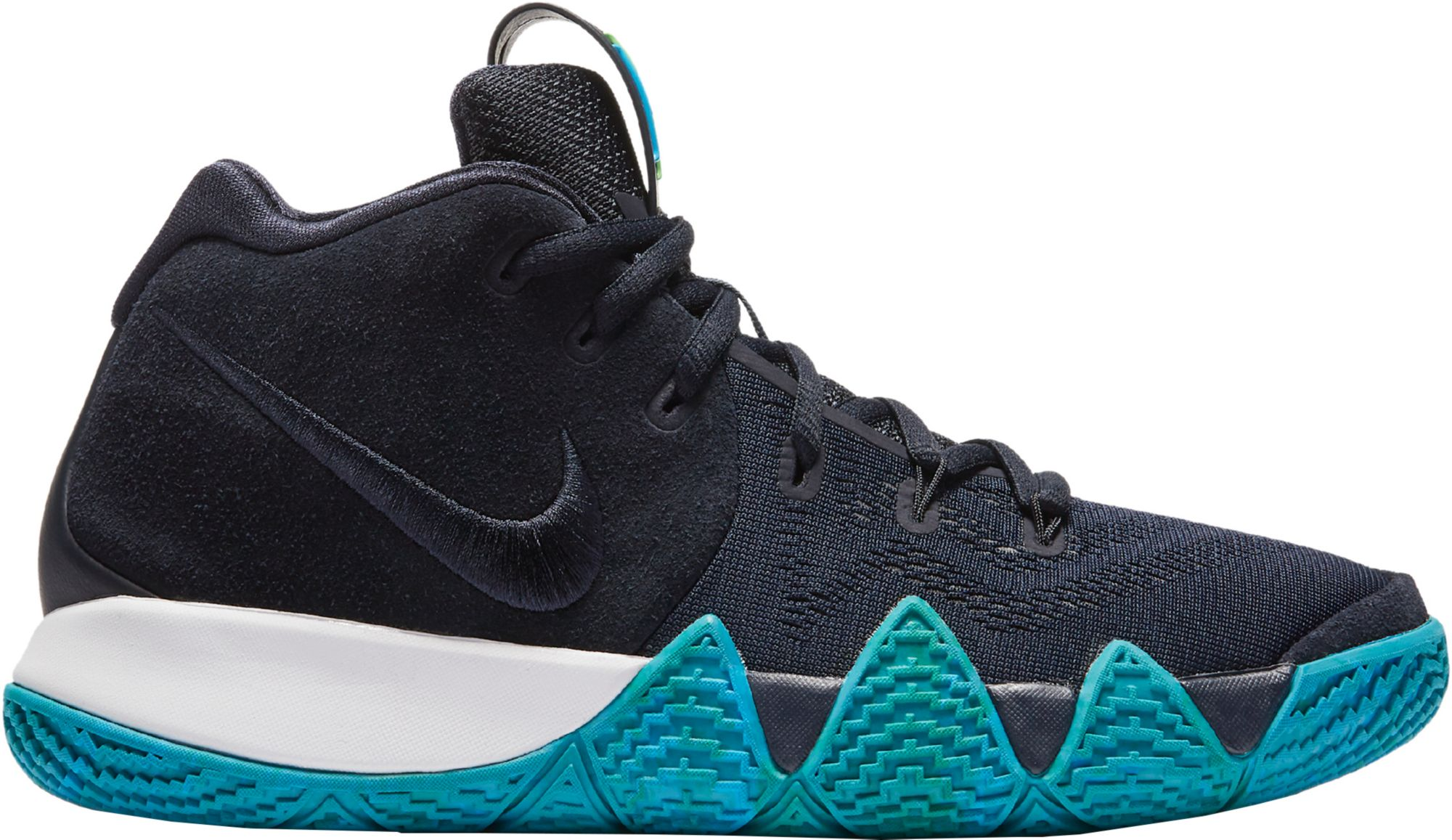 Product Image · Nike Kids' Grade School Kyrie 4 Basketball Shoes