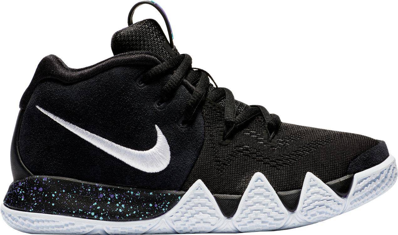 Nike Kids' Preschool Kyrie 4 Basketball Shoes. 0:00. 0:00 / 0:00.  noImageFound ???