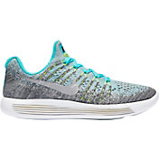 Nike Kids' Grade School LunarEpic Low Flyknit 2 Running Shoes