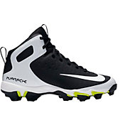 Nike Kids' Alpha Huarache Keystone Mid Baseball Cleats