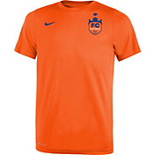 Nike Youth FC Cincinnati Legend Orange Performance T-Shirt
