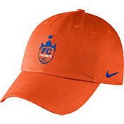 Nike Youth FC Cincinnati Lion Unstructured Orange Adjustable Hat