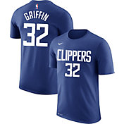 Nike Youth Los Angeles Clippers Blake Griffin #32 Dri-FIT Royal T-Shirt