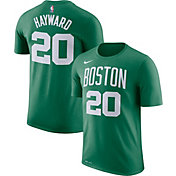 Nike Youth Boston Celtics Gordon Hayward #20 Dri-FIT Kelly Green T-Shirt