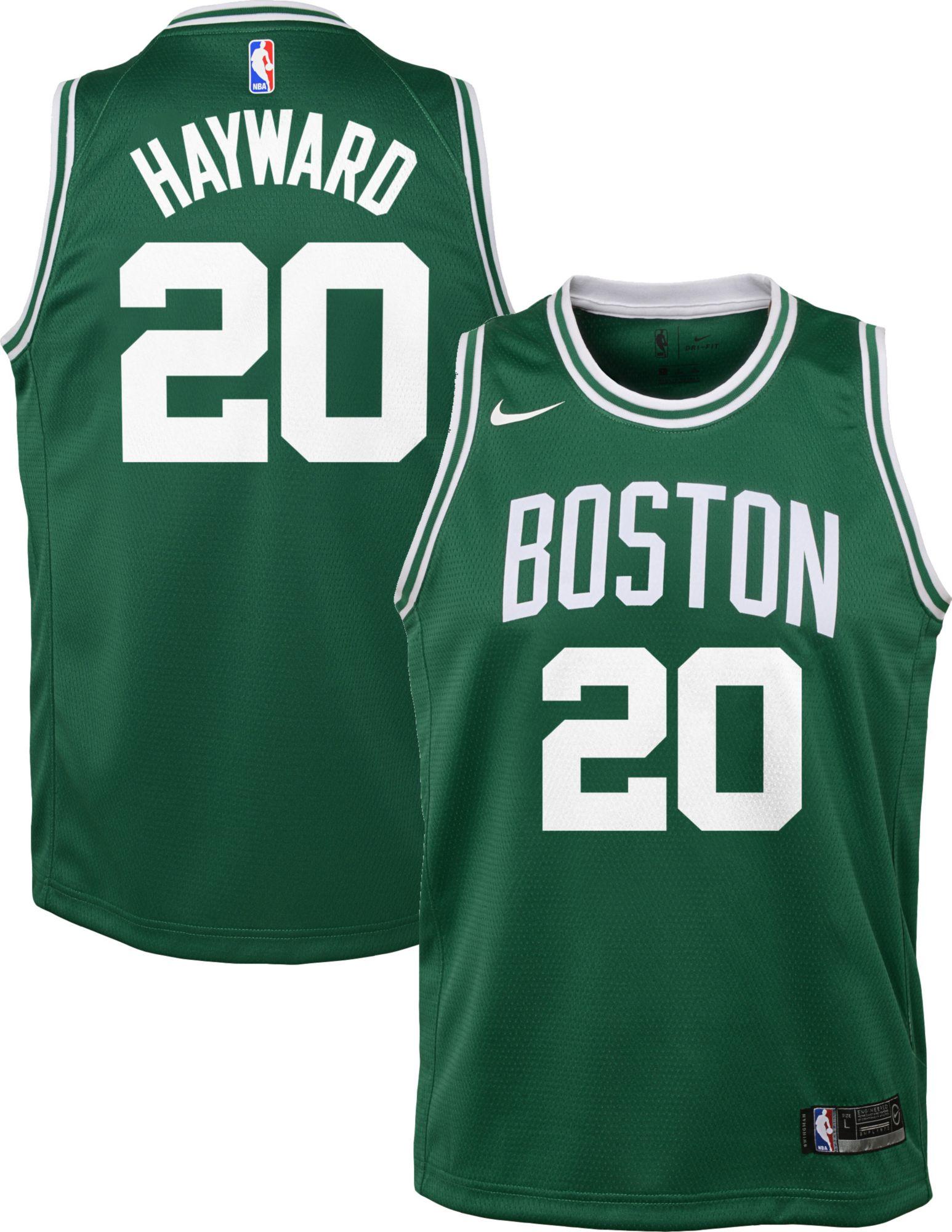 756323d9f youth gordon hayward 20 boston celtics kelly green jersey