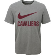 Nike Youth Cleveland Cavaliers Dri-FIT Legend Grey T-Shirt