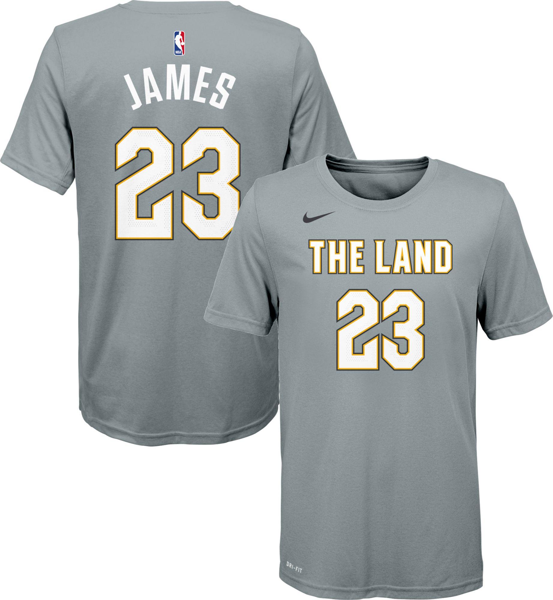 ce097e7605e4 LeBron James Cleveland Cavaliers White Player Swingman Home Jersey ...