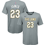 Nike Youth Cleveland Cavaliers LeBron James Dri-FIT City Edition T-Shirt