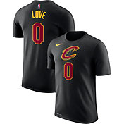 Nike Youth Cleveland Cavaliers Kevin Love #0 Dri-FIT Black T-Shirt