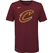 Nike Youth Cleveland Cavaliers Dri-FIT Burgundy Logo T-Shirt