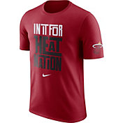 "Nike Youth Miami Heat Dri-FIT ""In It For Heat Nation"" Red T-Shirt"