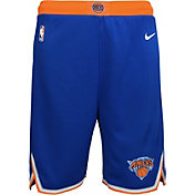 Nike Youth New York Knicks Dri-FIT Royal Swingman Shorts