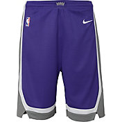 Nike Youth Sacramento Kings Dri-FIT Purple Swingman Shorts
