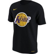 Nike Youth Los Angeles Lakers Kobe Bryant Logo Dri-FIT Black T-Shirt