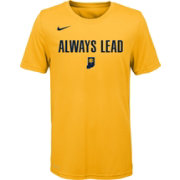 Nike Youth Indiana Pacers Dri-FIT City Edition Logo T-Shirt