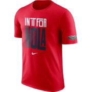 "Nike Youth New Orleans Pelicans Dri-FIT ""In It For NOLA"" Red T-Shirt"