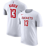 Nike Youth Houston Rockets James Harden #13 Dri-FIT White T-Shirt