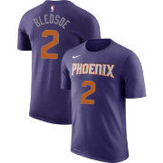 Nike Youth Phoenix Suns Eric Bledsoe #2 Dri-FIT Purple T-Shirt