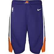 Nike Youth Phoenix Suns Dri-FIT Purple Swingman Shorts