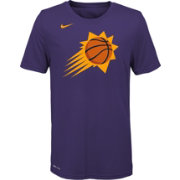 Nike Youth Phoenix Suns Dri-FIT Purple Logo T-Shirt