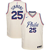 Nike Youth Philadelphia 76ers Ben Simmons Dri-FIT City Edition Swingman Jersey