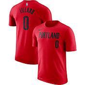 Nike Youth Portland Trail Blazers Damian Lillard #0 Dri-FIT Red T-Shirt