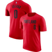 Nike Youth Portland Trail Blazers Damian Lillard #0 Dri-FIT Red T-Shirt