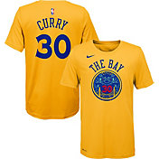 Nike Youth Golden State Warriors Steph Curry Dri-FIT City Edition T-Shirt