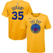 Nike Youth Golden State Warriors Kevin Durant Dri-FIT City Edition T-Shirt