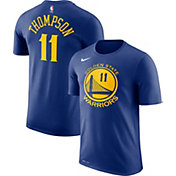 Nike Youth Golden State Warriors Klay Thompson #11 Dri-FIT Royal T-Shirt