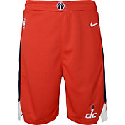 Nike Youth Washington Wizards Dri-FIT Red Swingman Shorts