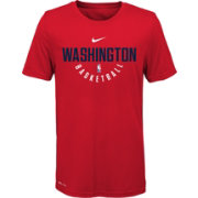 Nike Youth Washington Wizards Dri-FIT Red Practice T-Shirt