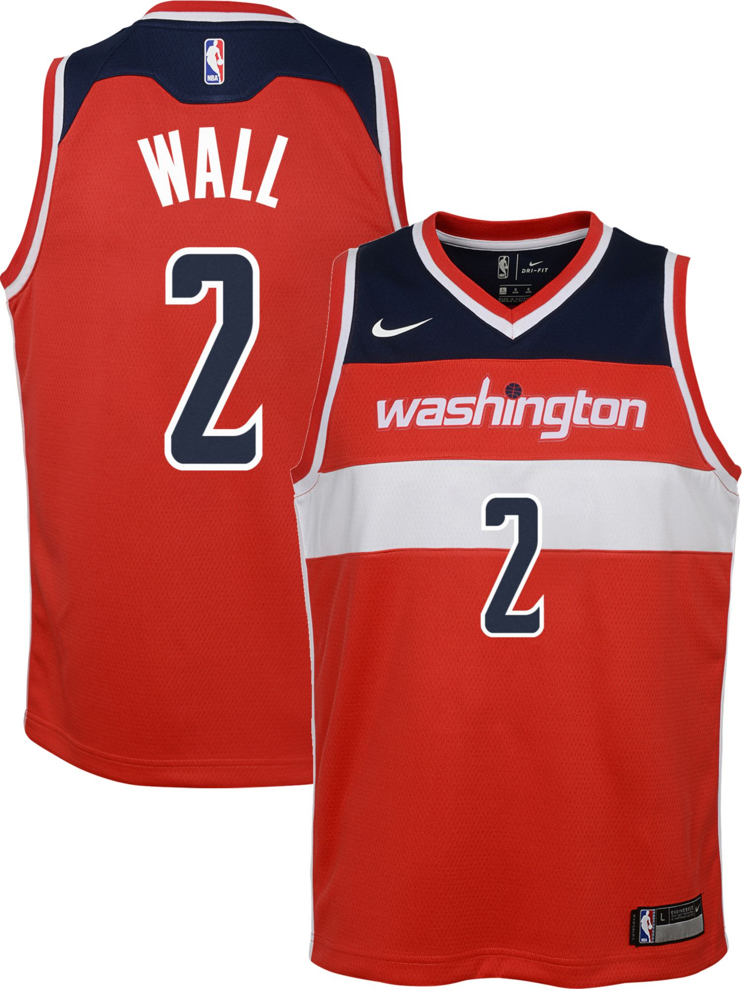 washington jersey
