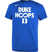 Nike Youth Duke Blue Devils Duke Blue Basketball Legend T-Shirt