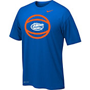 Nike Youth Florida Gators Blue Legend Basketball T-Shirt