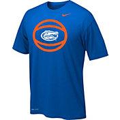 Nike Youth Florida Gators Blue Legend Basketball T-Shirt