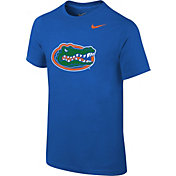 Nike Youth Florida Gators Blue Logo T-Shirt