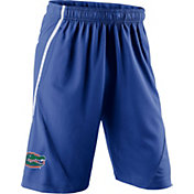 Nike Youth Florida Gators Blue Fly XL 5.0 Football Sideline Shorts