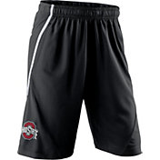 Nike Youth Ohio State Buckeyes Black Fly XL 5.0 Football Sideline Shorts