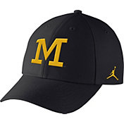 Jordan Youth Michigan Wolverines Blue Head Coach Classic99 Hat