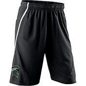 Nike Youth Michigan State Spartans Black Fly XL 5.0 Football Sideline Shorts