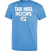 Nike Youth North Carolina Tar Heels Carolina Blue Basketball Legend T-Shirt
