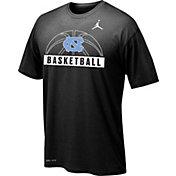 Jordan Youth North Carolina Tar Heels Carolina Legend Basketball Black T-Shirt