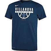 Nike Youth Villanova Wildcats Navy Basketball Legend T-Shirt